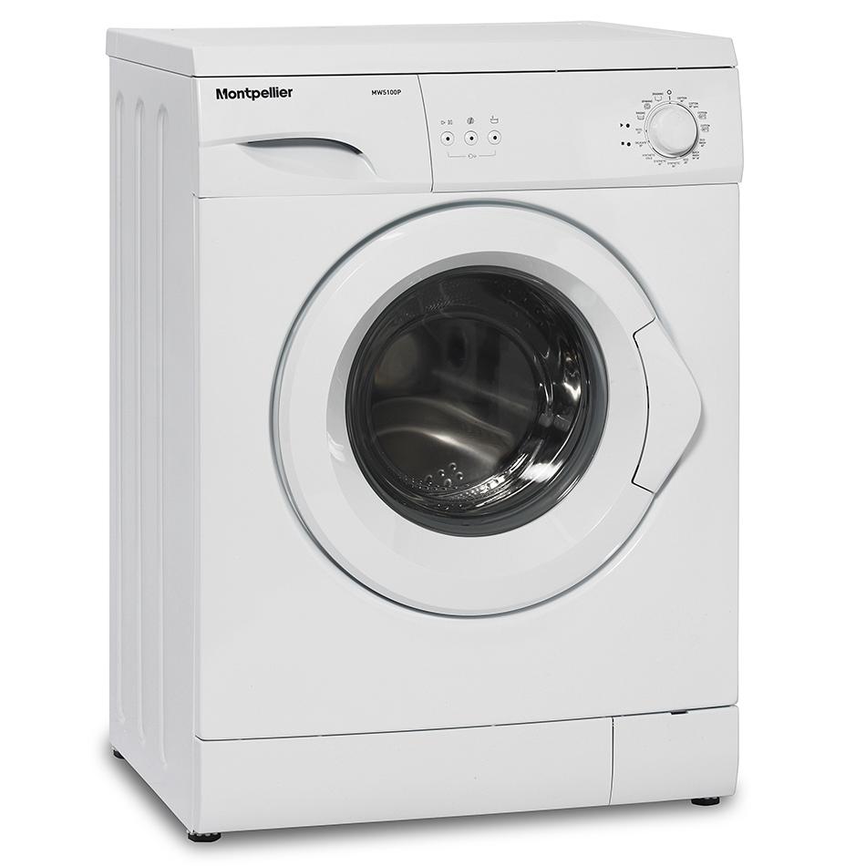 Montpellier MW5100P Freestanding Washing Machine on Washing Machine  id=66214