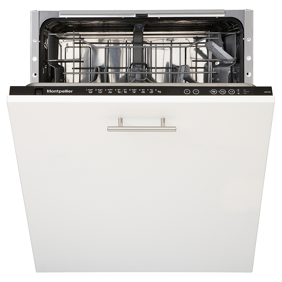 Montpellier MDI700 Fully Integrated Dishwasher