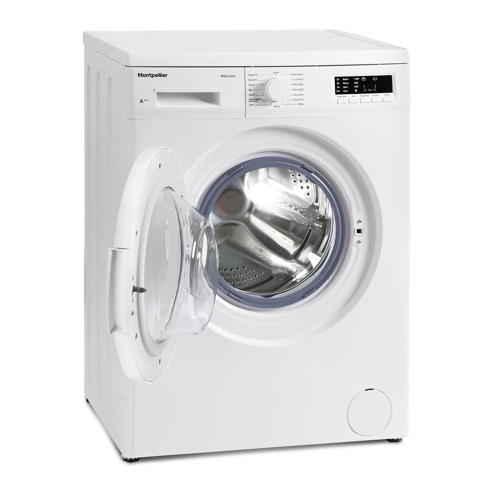 Montpellier MW6200P Freestanding Washing Machine on Washing Machine  id=57619