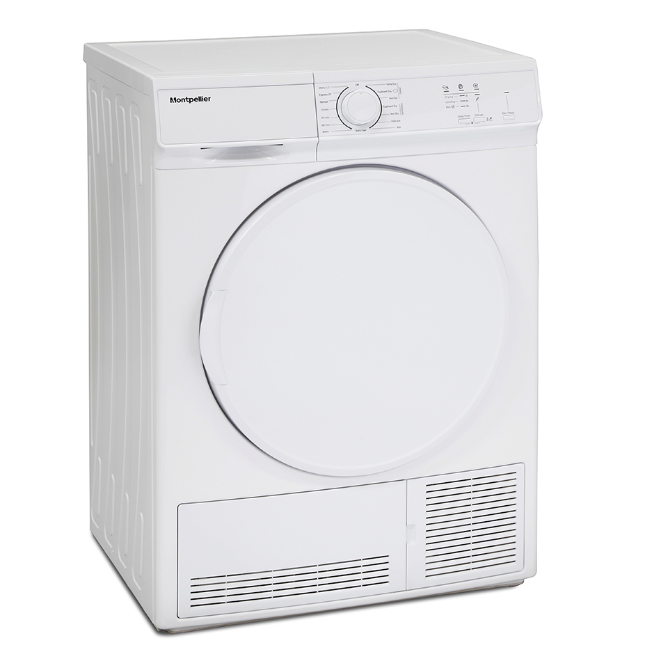 Tumble Dryers Freestanding Integrated Montpellier